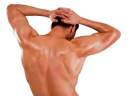 Лазерная эпиляция спины для мужчин