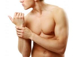 Лазерная эпиляция кисти рук для мужчин
