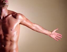 Лазерная эпиляция руки по всей длине для мужчин