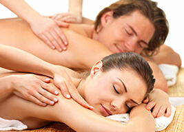 Релакс массаж (все тело)